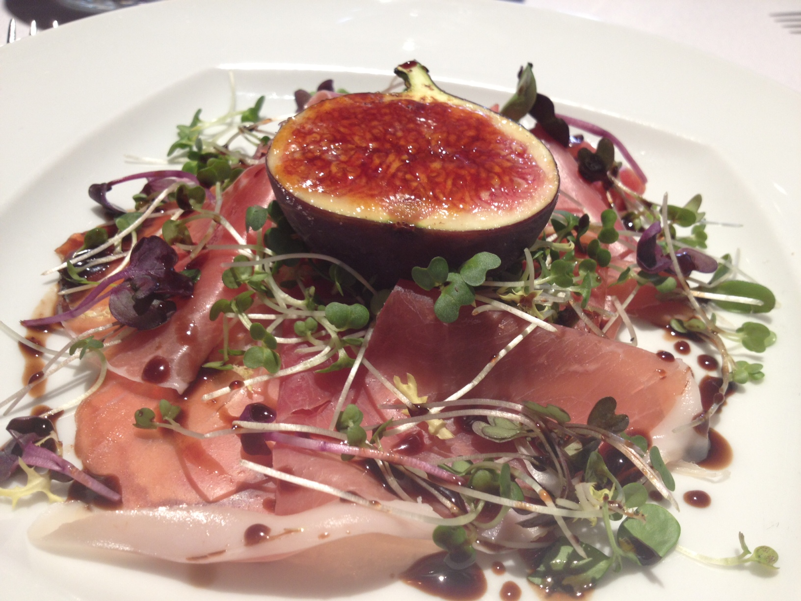 Tony Tobin @ the dining room in Reigate | foodetcblog